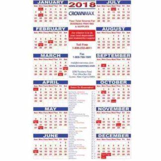 0089 Large Calendar
