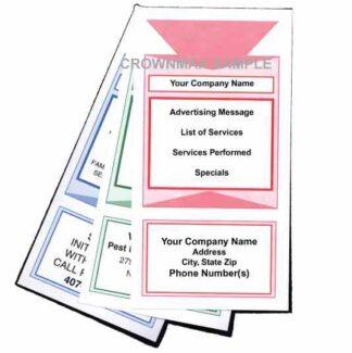 8210 Advertising Doorhanger Crownmax Com
