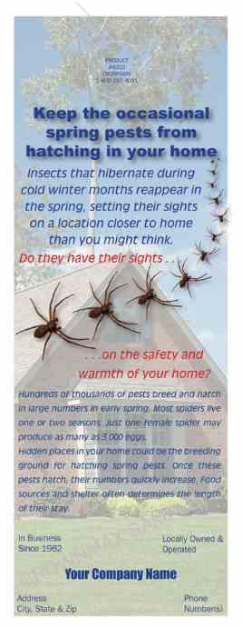 8202 Occasional Spring Pest