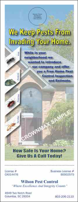8236 Keep Pests From Invading Your Home