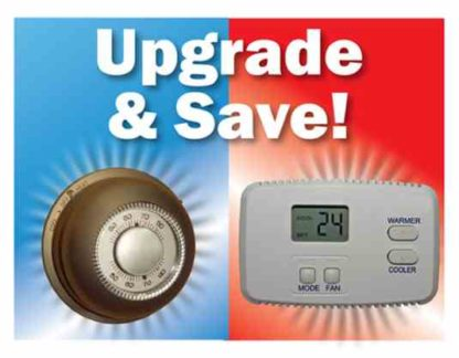 3512 Upgrade & Safe Postcard