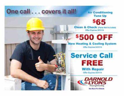 3506 Service Offer Doorhanger