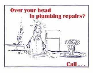 3520 Plumbing Repairs