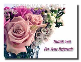 3458 Thank You For Your Referral