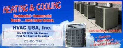 3456 Heating & Cooling Residential & Commercial