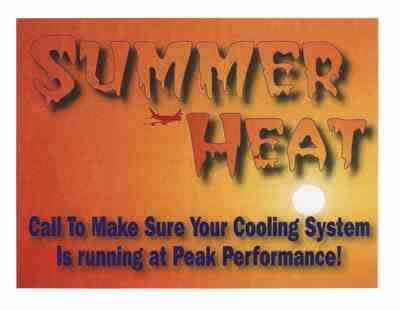 3438 Summer Heat - HVAC