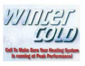 3437 Winter Cold - HVAC