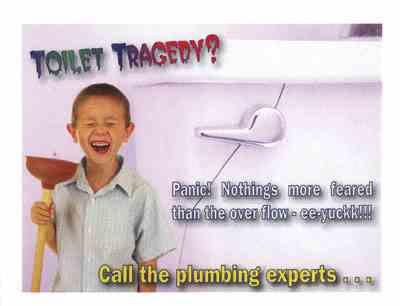 3434 Toilet Tragedy
