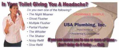 3432 Toilet Giving You A Headache