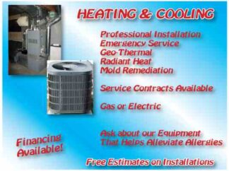 3449 Heating & Cooling Systems