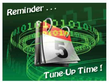3447 Reminder - Tune-Up Time!