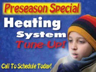 3446 Preseason Special Heat Tune-Up