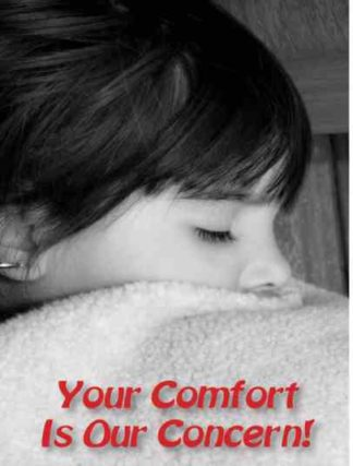 3445 Your Comfort Is Our Concern