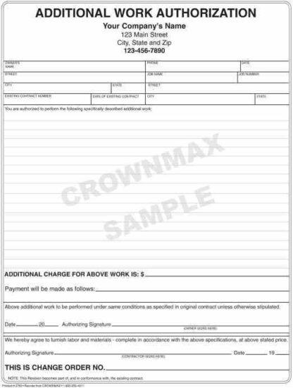2682 Additional Work Authorization