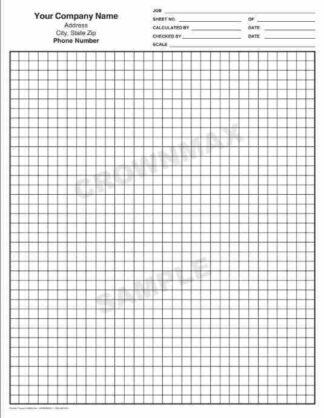 2626 Generic Graph Paper