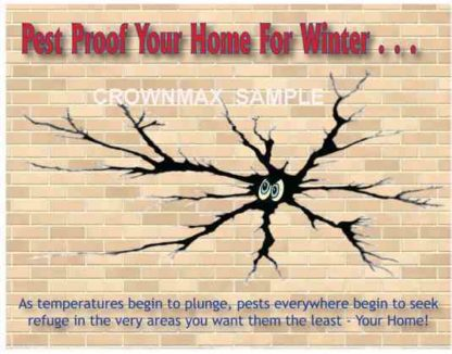 2603 Pest proof your home for winter