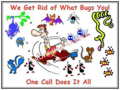 2598 We Get Rid Of What Bugs You