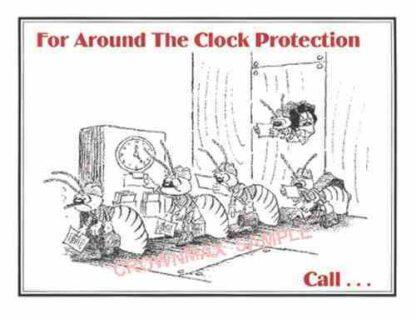 2595 Around The Clock Protection