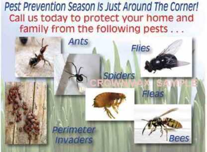 2545 Pest Prevention Season
