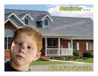 2509 Reminder Time For Service