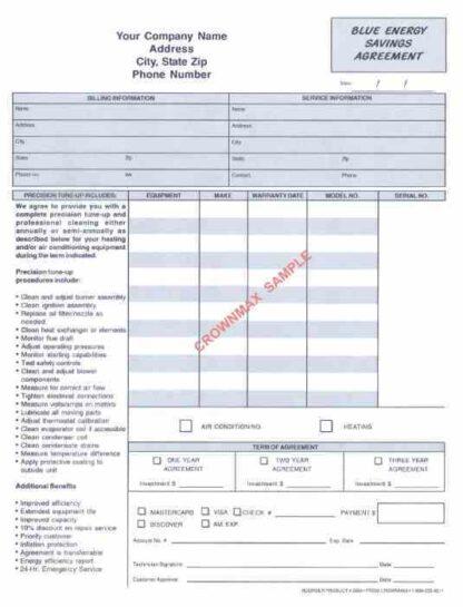 2265 Blue Energy Savings Agreement