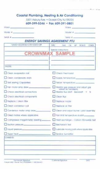 2263 Energy Savings Agreement