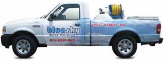 2139 Truck Magnet 4-1/4 x 1-1/2