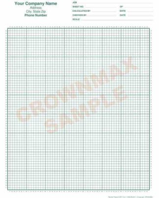 2072 Generic Graph Paper