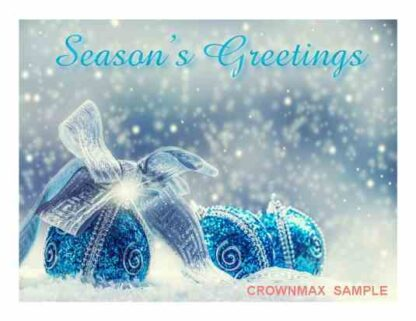 1270 Season Greetings - Christmas Cards