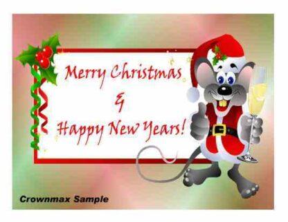 1226 Merry Christmas & Happy New Years