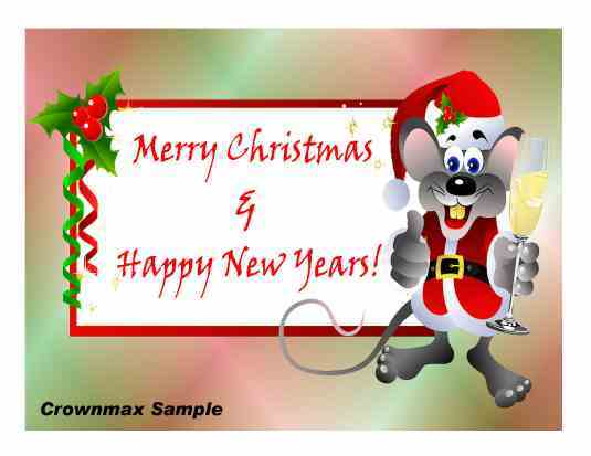 1226 – Merry Christmas & Happy New Year - Crownmax.com