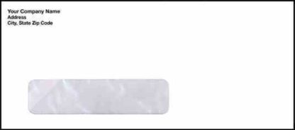 1008 - No. 9 Window Envelope