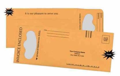 0027 Doorhanger Envelope