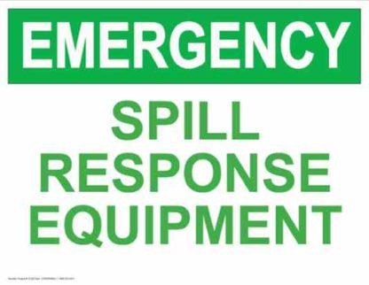 21332 Emergency Spill Response Equipment