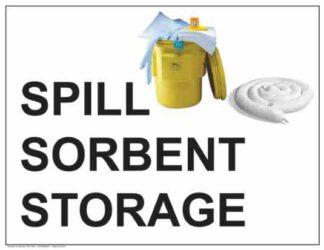 21337 Spill Sorbent Storage