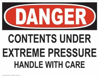 21247 Danger Contents Under Extreme Pressure