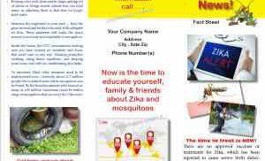 1251 Zika Alert Brochure