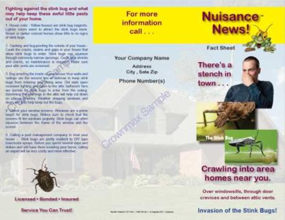 1217 - Stink Bug Brochure