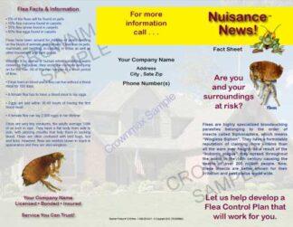 1216 - Flea Brochure