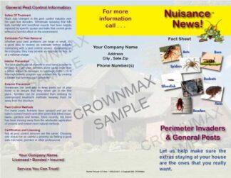 1213 - General Pest Brochure