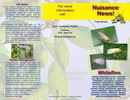 1210 - Whiteflies Brochure