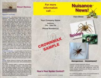 1208 - Spider Brochure