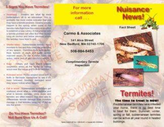 1207 - Termite Brochure