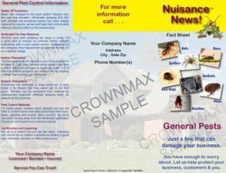 1219 General Pest Brochure