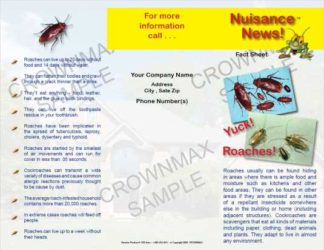 1202 - Roach Brochure