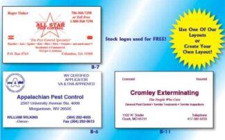 1006 Business Cards 1 Standard Color