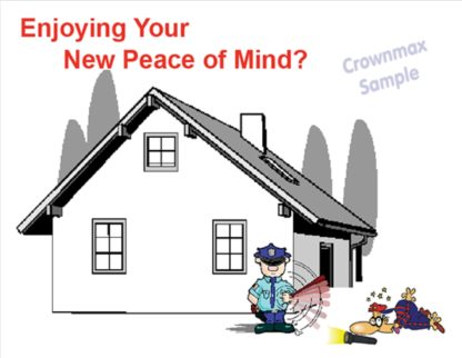 5006-Peace of Mind Postcard