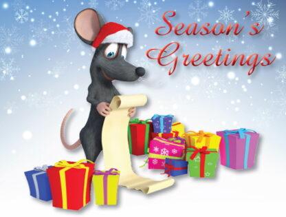 1288 Christmas Card