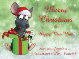 1289 Christmas Card