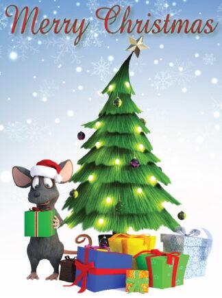1290 Christmas Card